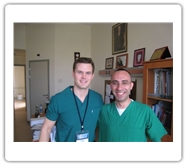 Dr.Zorn and Dr.Canda-Ankara Ataturk Hospital-2009
