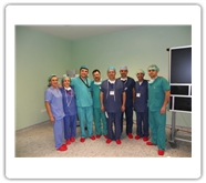 Ankara Ataturk Hospital-Robotic Urology Operating Room-2010