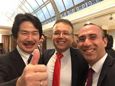 17th International Prostate Forum, 12-15.October.2018, Tokyo, Japan