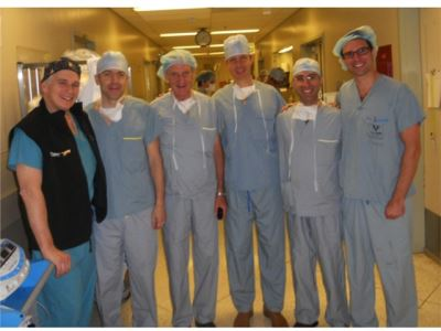 EAU-CUA Academic Exchange Program-Canada-June2012-Robotic Urology